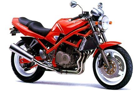 Bandit 400 Suzukibandit400